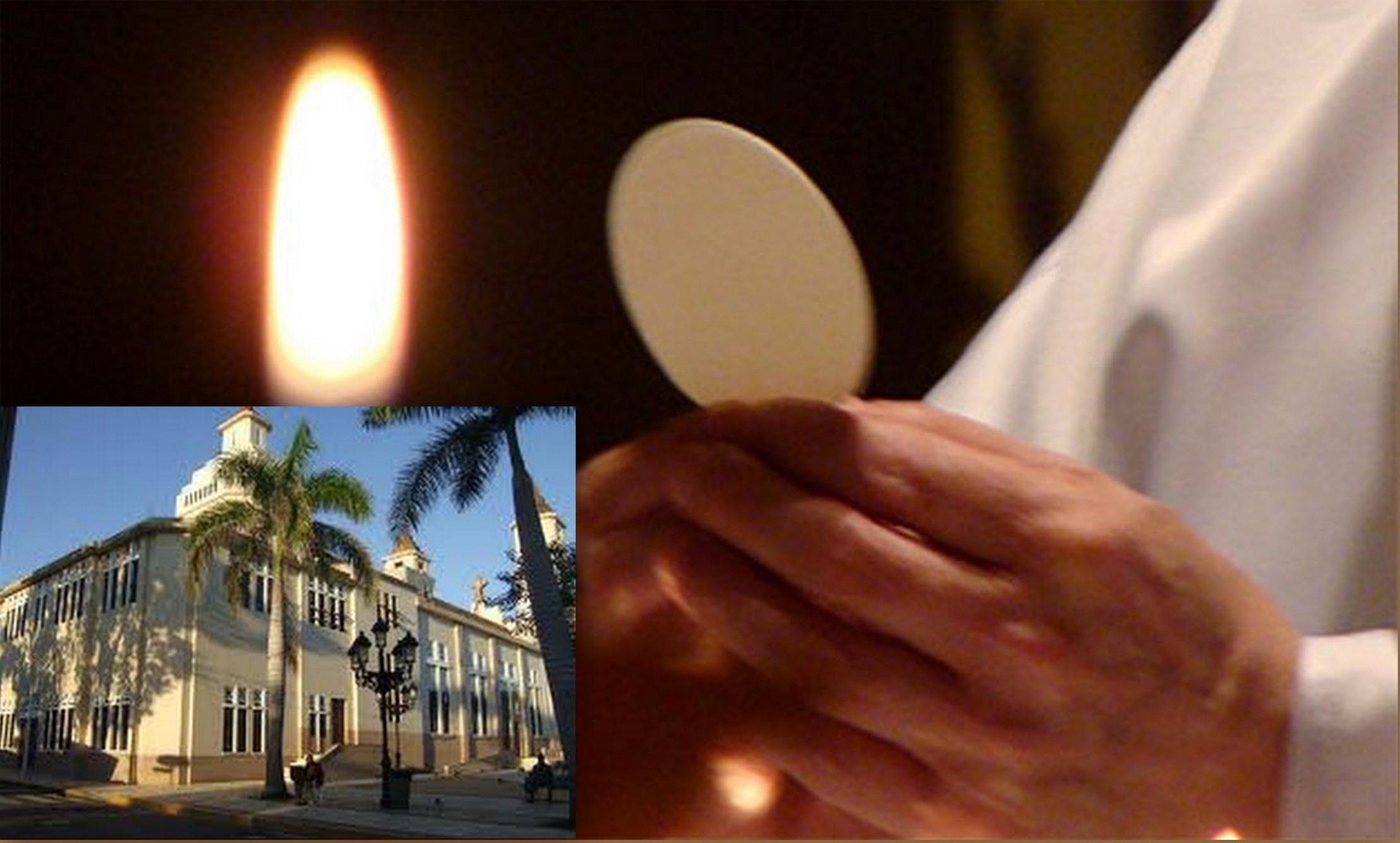Diócesis Puerto Plata Invita feligresía participar en actos Corpus Christi.
