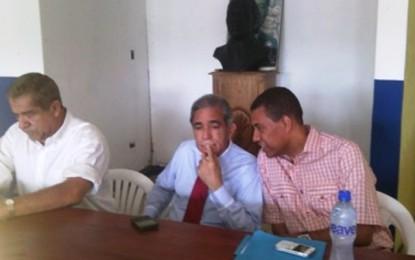 EN IMBERT GUIDO GOMEZ DICE DERROTARA A MIGUEL VARGAS.