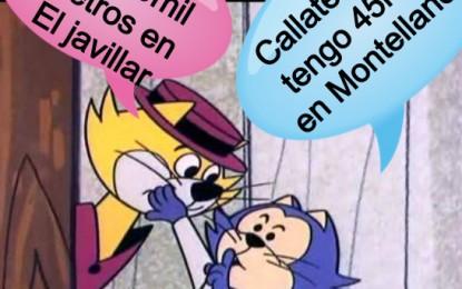 """Don Gato y Benito incursionan en el negocio de """"BIENES RAÍCES""""."""