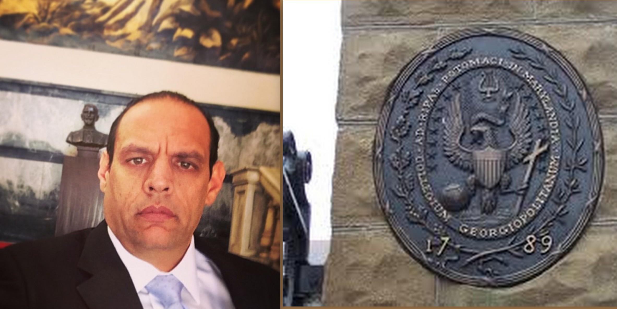 Juan Carlos Morales hijo viaja a Washington a promover turismo deportivo en Puerto Plata.