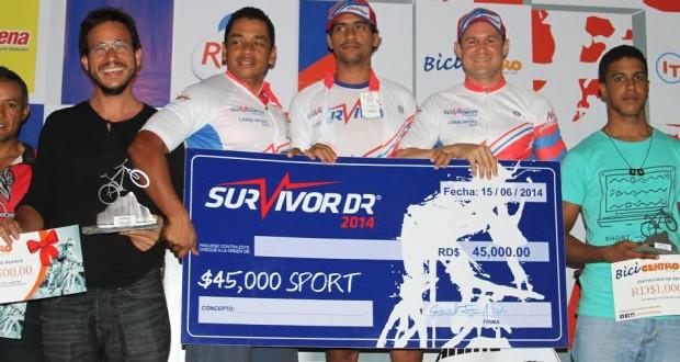 MTB: Manatí logra primer lugar en la más dura competencia del país.