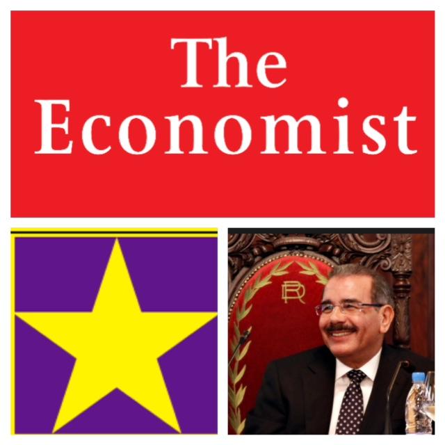 Prestigiosa Revista THE ECONOMIST: «PLD retendrá el poder en 2016».