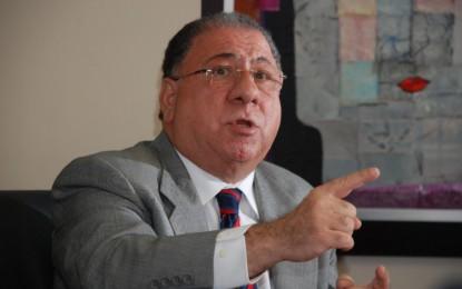 MONCHY FADUL ANUNCIA DIRIGENTES QUE TRAICIONARON AL PLD SERÁN SANCIONADOS.