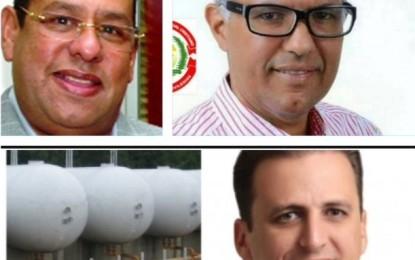 PANORAMA ELECTORAL: HUGO GONZÁLEZ Y CARLOS BALBUENA COBRAN FUERZA; ESCÁNDALOS ARROPAN A WALTER MUSA.