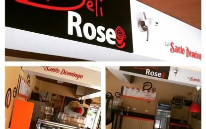 DELI ROSE CAFÉ SANTO DOMINGO, ABRIRÁ SUS PUERTAS PRÓXIMO VIERNES 16 EN PTO PTA.