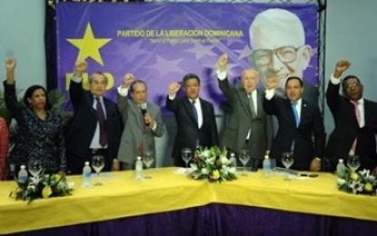 EL PLD APROBARÁ LEY DE PARTIDOS; SE PODRÁ APLICAR EN LAS ELECCIONES DE 2016.