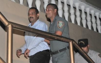 RATIFICAN PRISIÓN PREVENTIVA A SÍNDICO BAYAGUANA POR ASESINATO DE REGIDOR.