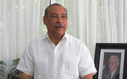 GOBERNADOR PUERTO PLATA LLAMA A LOCALES Y VISITANTES ESCUCHAR ORIENTACIONES DE SEGURIDAD POR ASUETO SEMANA SANTA.