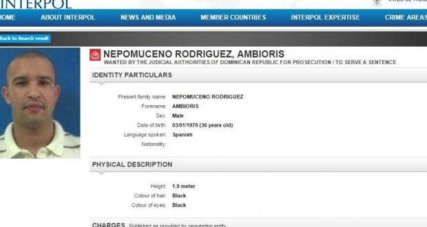 INTERPOL COLOCA ASESINO DE ABOGADA LANGUASCO EN LISTA DE LOS MAS BUSCADOS.