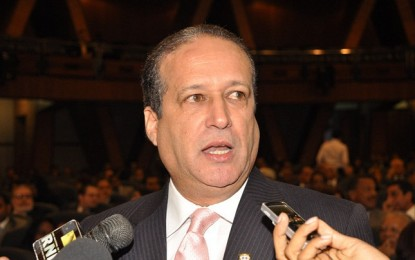"REINALDO PARED REITERA: ""CANDIDATURAS DE ACTUALES SENADORES Y DIPUTADOS ESTÁN GARANTIZADAS""."