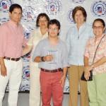 Guillermo finke y familia
