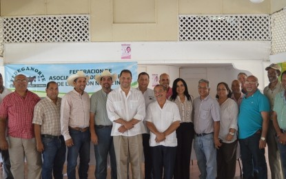 INSTITUCIONES ASEGURAN RESPALDO MASIVO A FERIA AGROPECUARIA Y TURÍSTICA DEL NORTE.