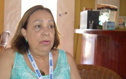 """KENYA DESANGLES: """"POLICÍAS QUE VAYAN A TERMINAL CRUCEROS DE MAIMÓN DEBEN CAPACITARSE""""."""