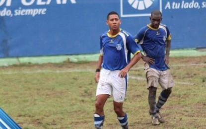 ATLÁNTICO FC GANA A DELFINES 4 GOLES A 2.