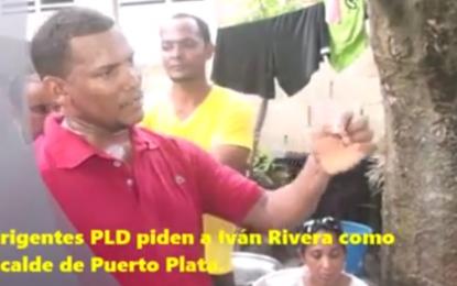 VIDEO: BASES PLD EN SAN MARCOS SE EMPODERAN; PROMUEVEN A IVÁN RIVERA PARA ALCALDÍA PUERTO PLATA.
