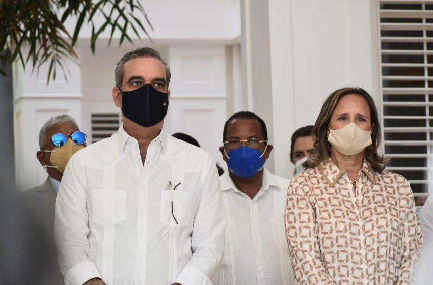 ALCALDE ROQUELITO GARCÍA VALORA COMO «MUY POSITIVA LA VISITA DE LUIS ABINADER A PUERTO PLATA».