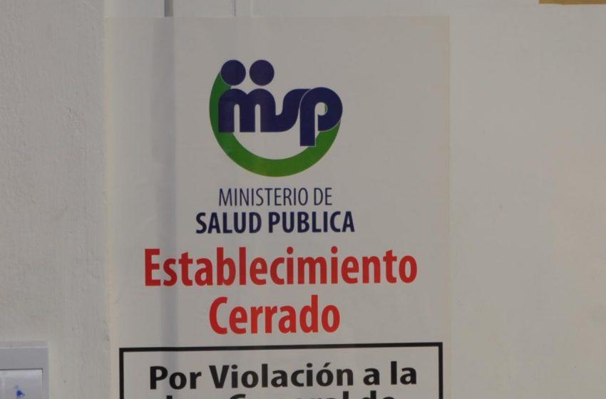 DENUNCIAN CIERRE SELECTIVO DE NEGOCIOS EN PUERTO PLATA, PIDEN AL PRESIDENTE ELIMINAR TOQUE DE QUEDA.