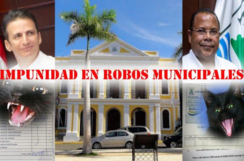 FALSIFICACIONES Y ROBOS EN AYUNTAMIENTO P.P. QUEDAN EN EL LIMBO E IMPUNES.