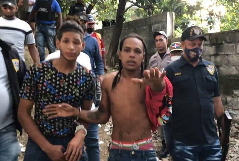 DIGESETT APRESA HOMBRES AGREDIERON CON PIEDRAS AGENTES.