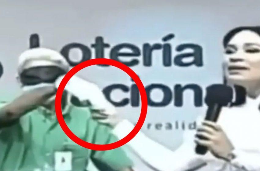 VIDEO: NO VIDENTE ADMITE NO PASÓ BOLO, ESTAFA EN LOTERIA FUE ENSAYADA Y LE OFRECIERON RD$800 MIL PESOS.