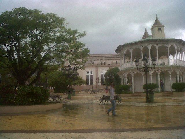 LLUVIAS CONTINUARÁN HOY EN NORTE DE RD.