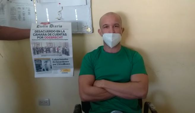 PADRE PAOLA LANGUASCO PIDE A PROCURADORA ACLARAR SI NEPOMUCENO FUE SACADO DE LA CÁRCEL.