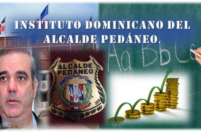 """EVELIO DÍAZ ARTILES: UN """"INSTITUTO DOMINICANO DEL ALCALDE PEDÁNEO"""" SERÍA IDÓNEO EN ESQUEMA FUNCIÓN PÚBLICA PROPUESTO POR NUEVO RÉGIMEN POLÍTICO."""