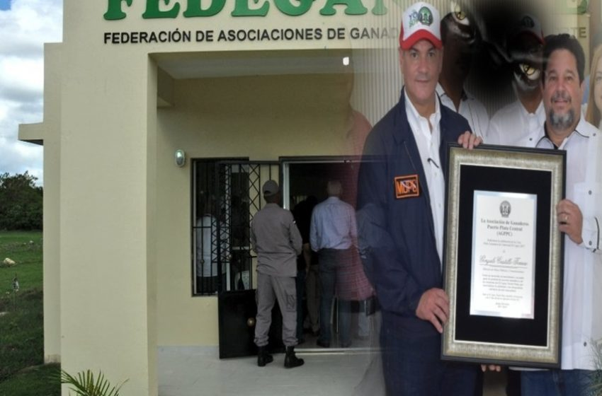 DENUNCIAN 2 FUNCIONARIOS GOBIERNO PRESIONAN PARA IMPONER DIRECTIVA FEDEGANORTE QUE OBEDEZCA A INTERESES PERSONALES.