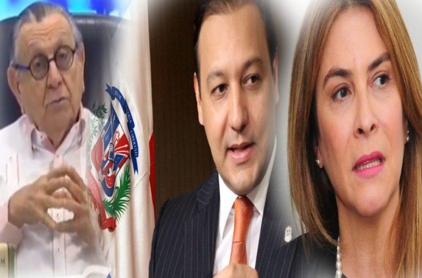 """VIDEO: JULITO DICE """"ABEL Y CAROLINA SON ÚNICOS CON POSIBILIDADES DE ALCANZAR PRESIDENCIA EN 2024""""."""