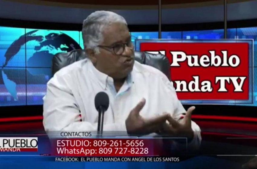 INTERESANTÍSIMO: FAUSTO QUEZADA HACE RECUENTO HISTÓRICO ACUERDOS FIRMADOS ENTRE REPÚBLICA DOMINICANA Y EL FMI.