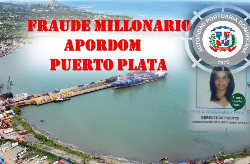 SUPUESTO FRAUDE: SUSPENDEN Y LLEVAN S.D. ADMINISTRADORA MUELLE PUERTO PLATA Y OTROS 5 EMPLEADOS.